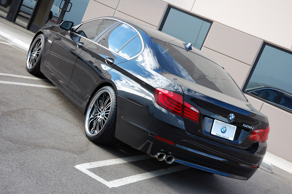 Vertini Hennessey on BMW F10